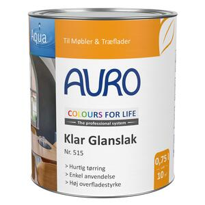 COLOURS FOR LIFE Klar Glanslak nr. 515